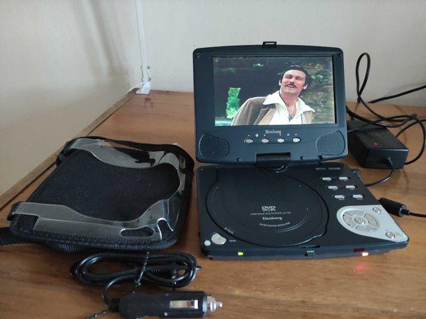 DVD с экраном 7' переносной + автомобильный