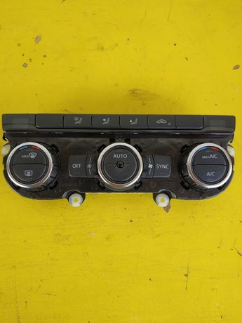 VW Passat B7 Touran Golf VI Блок печки управління клімат контролем