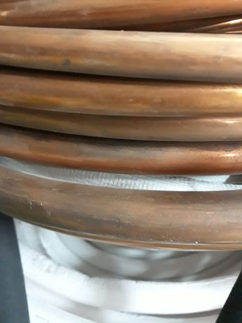 Tubagem de cobre