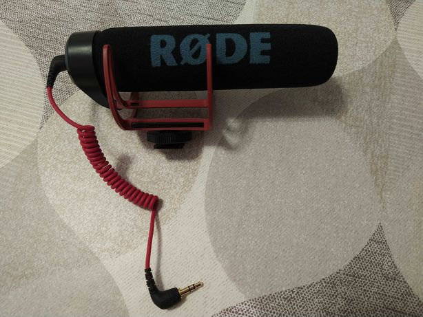 Rode Videomic Go - Microfone para câmara digital