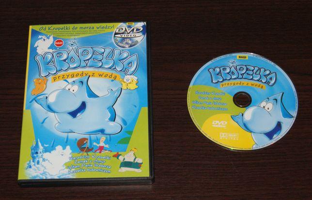 Kropelka przygody z wodą DVD