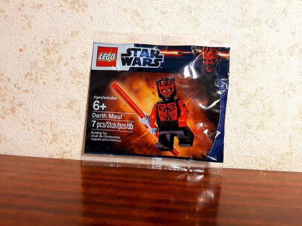 Запечатанный полибэг LEGO Star Wars (5000062)