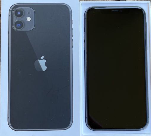 iPhone 11 64 gb идеал