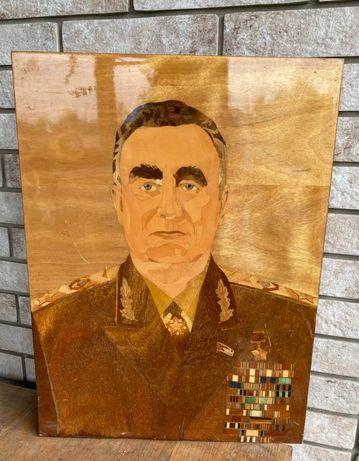 картина Маршал Советского союза Батицкий Павел Федорович