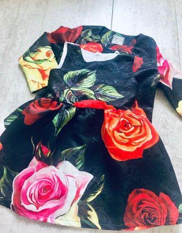 Очень красивый нарядный костюм на девочку 4-6лет(р.104-110) 950грн