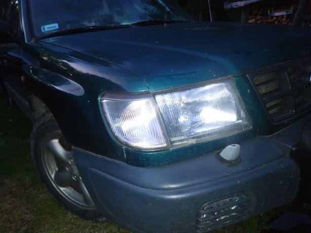 Subaru Forester l 98r feflektor prawy lewy duża ilość części