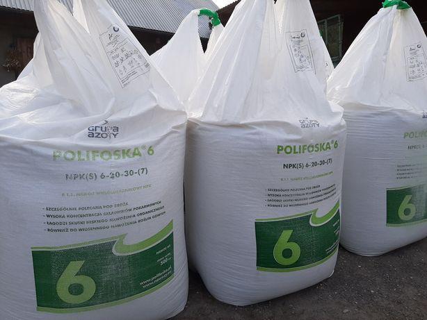 Polifoska 6 pakowana po 500kg w BB