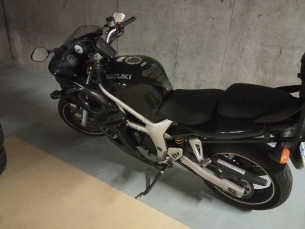 Suzuki SV 650 S motocykl