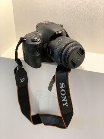 Продам фотоаппарат Sony a58.Сумка в подарок.