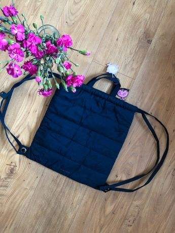 Plecak worek women'secret - granatowy