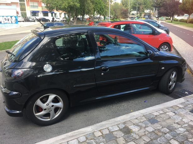 Peugeot 2006 comercial em excelente condições