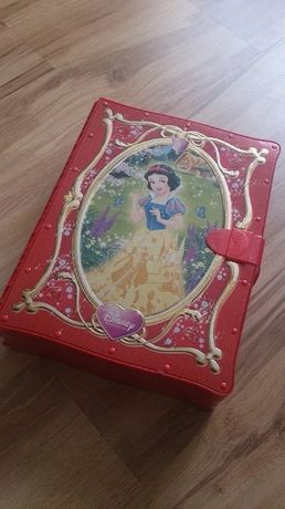 Domek książka rozkładany Śnieżka