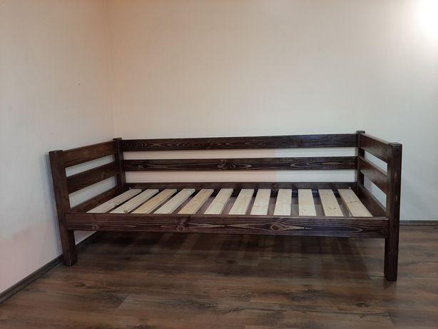 Кровать нота деревянная детская 90х190/200