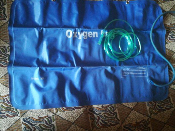 Продам кислородную подушку на 30 литров..