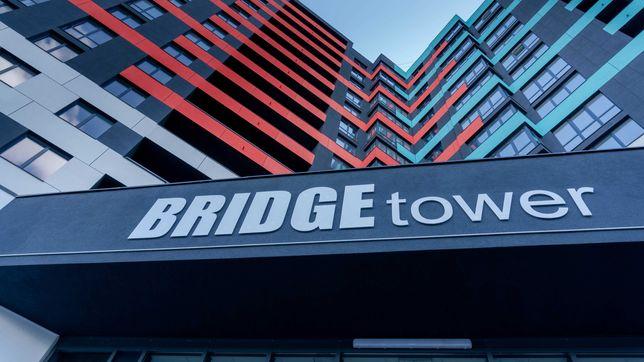 Продаж 1 кімн. в центрі новобудова - ЖК BRIDGE Tower !