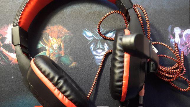 Геймерские наушники для компьютера Canleen ct 800 Супер Басс Новые!