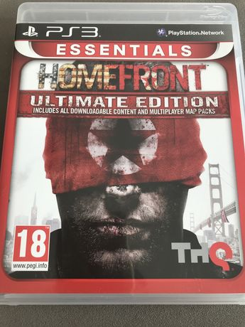 Jogo ps3 HomeFront Ultimate Edition