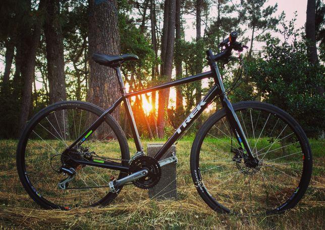 Bicicleta TREK 7.2 fx disc