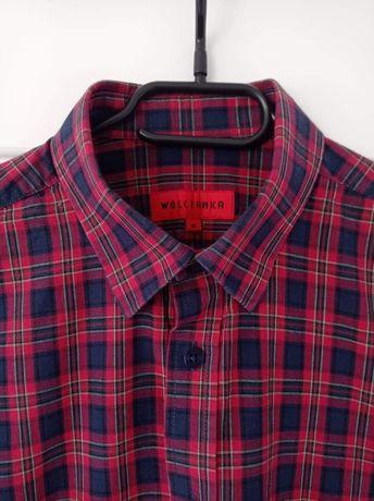 Koszula Wólczanka, rozmiar M, wyszczuplona