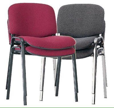 Офисные стулья для посетителей ИСО (ISO)