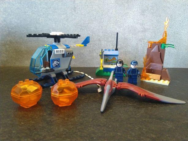 Lego 10756 Jurassic World Pteranodon Escape klocki zestaw dinozaur