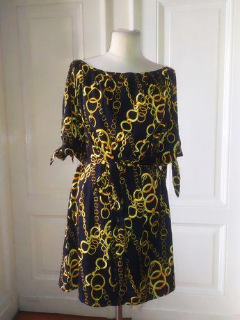 Bardzo ładna i modna sukienka.