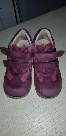 Продам кожаные туфельки Topitop