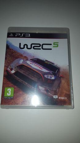 Oryginalna Gra WRC 5 PlayStation PS 3