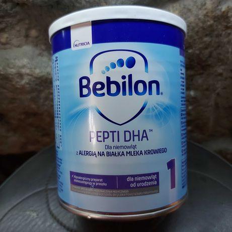 Bebilon pepti DHA 1 nowe 10 puszek