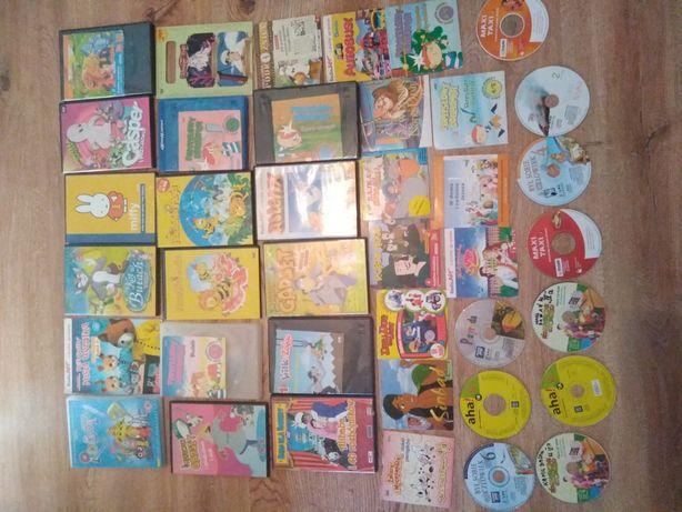 Bajki dla dzieci DVD Cd