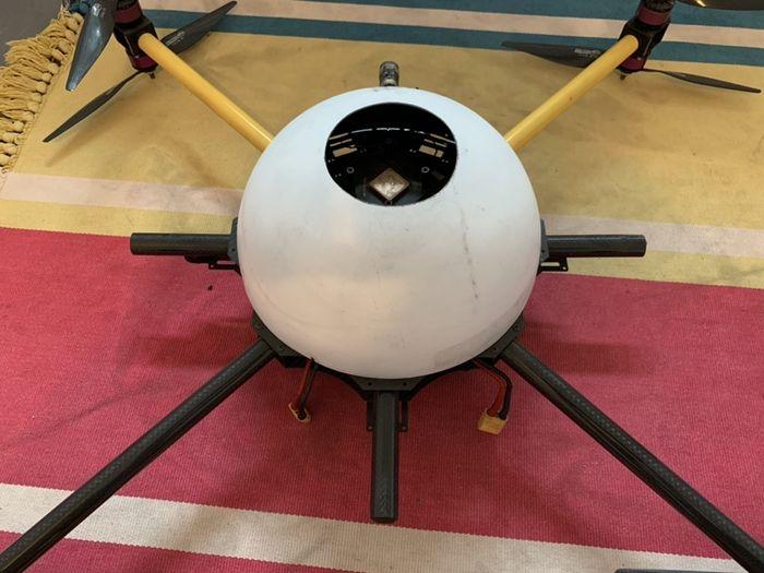 Dron Okto X8 Mikrokopter oktokopter XL 8 silników dji tarot Łódź - image 1