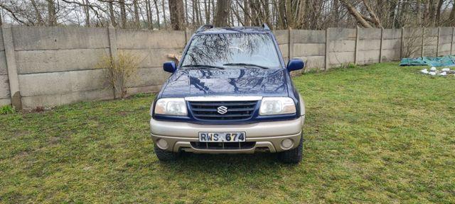 SUZUKI Grand Vitara 2,5 V6 4x4