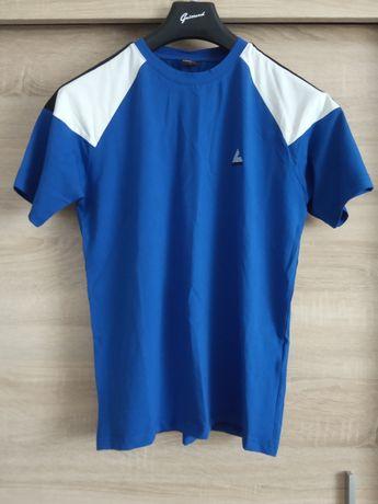 Bluzka sportowa niebieska