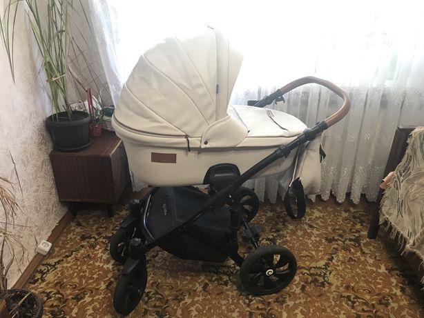 Продам коляску Tutis Viva Life экокожа 2в1