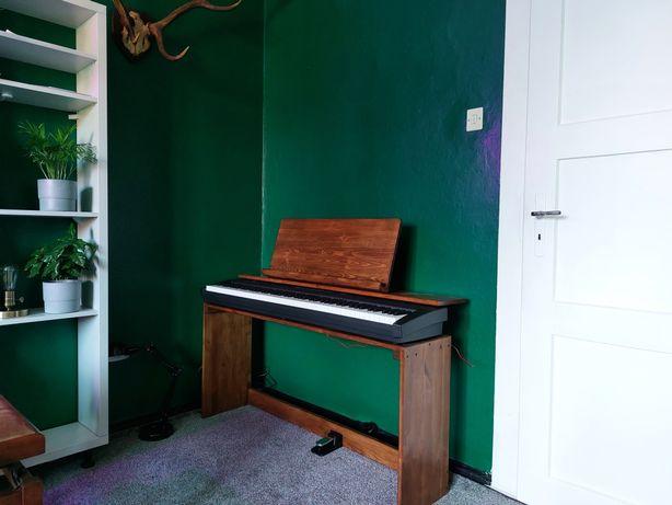 Pianino cyfrowe korg sp 200 stagepiano + podstawa i podnutnik
