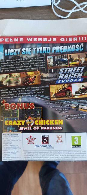 Gra PC Street Racer Europa Crazy Chicken