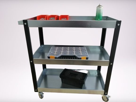 Wozek warsztatowy  stolik na kółkach szafka narzędziowa garażowa