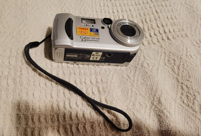 aparat fotograficzny Sony Cyber-shot DSC-P71 3.2 MP