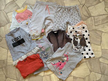 Одежда на девочку, пакет одежды 4-5 лет