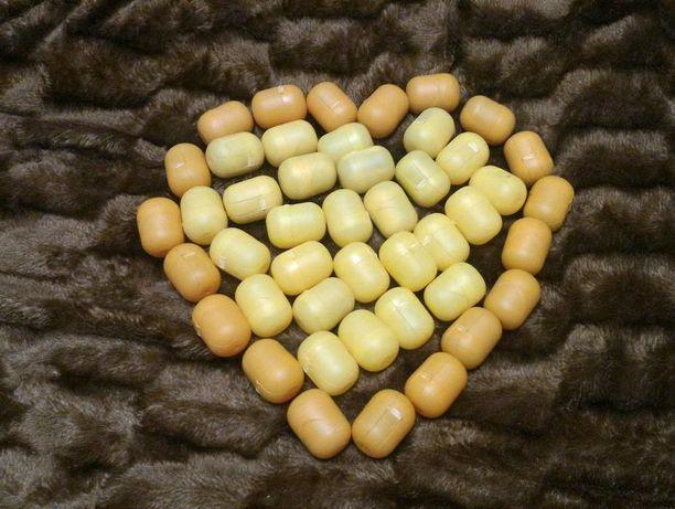 Капсулы с киндеров Яйца