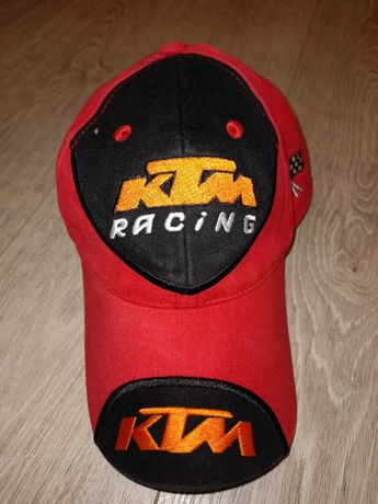 KTM Racing czapka z daszkiem sprzedam