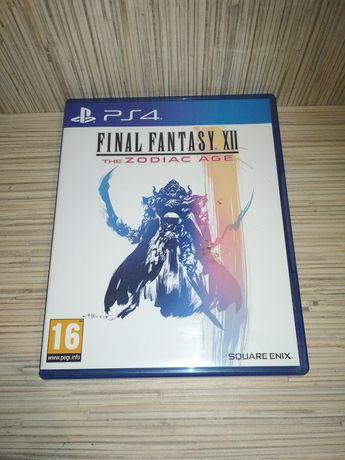 [Tomsi.pl] Final Fantasy XII The Zodiac Age ANG PS4 PlayStation 4