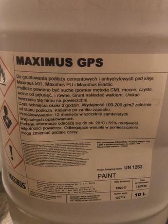 Grunt do parkietu podłogi drewnianej Maximus GPS