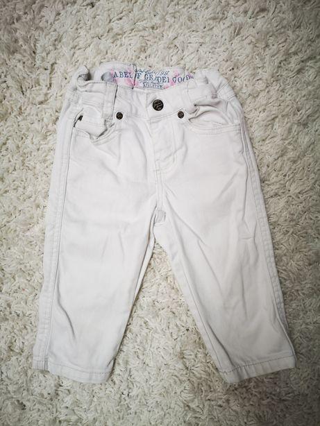 Spodnie H&M 3/4 r 104