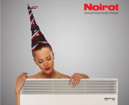 Конвектор обогреватель Noirot CNX-4 1500 2000 Вт влагозащищенный IP24