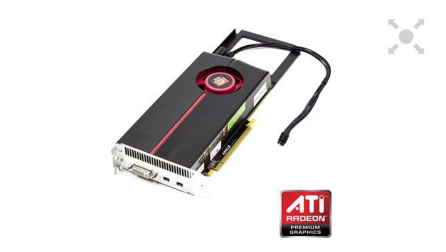 ATI Radeon HD 5770 видеокарта для Mac Pro Нерабочая