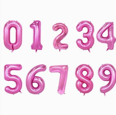 Цифры фольга 75-80см