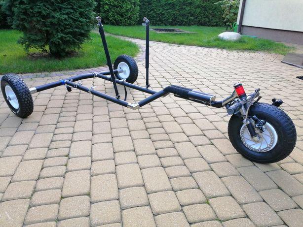 Trajka wózek motoparalotnia Ppgg