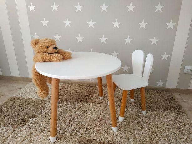 детский стол и стул, дитячий стіл і стілець