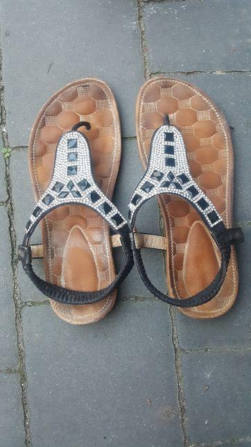 Buty na lato sandałki japonki 38